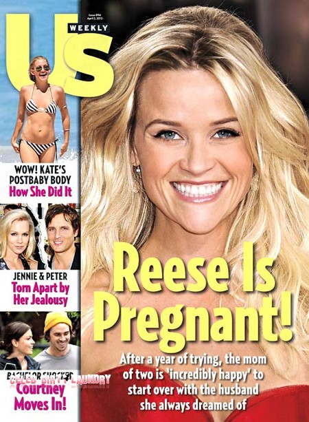 Reese Witherspoon Is Pregnant! (Photo)