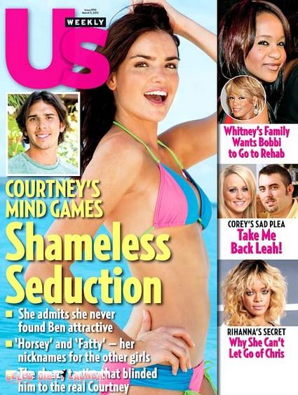 The Bachelor's Courtney Robertson's Mind Games & Shameful Seduction (Photo)