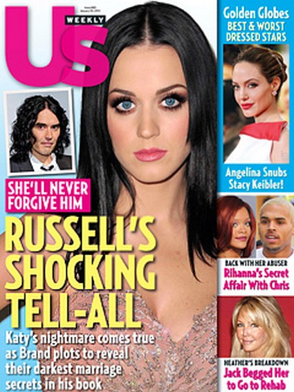 Russell Brand's Shocking Tell-All Book (Photo)