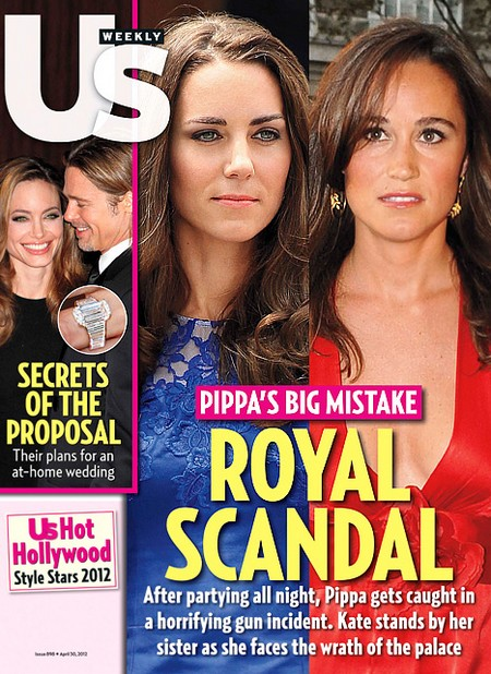 Kate Middleton Forced To Dismiss Pippa Middleton From The Royal Family