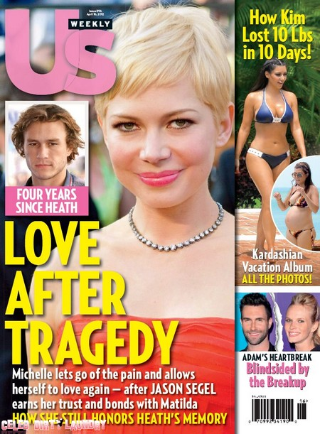 Michelle Williams Has Found Love After Heath Ledger Tragedy (Photo)