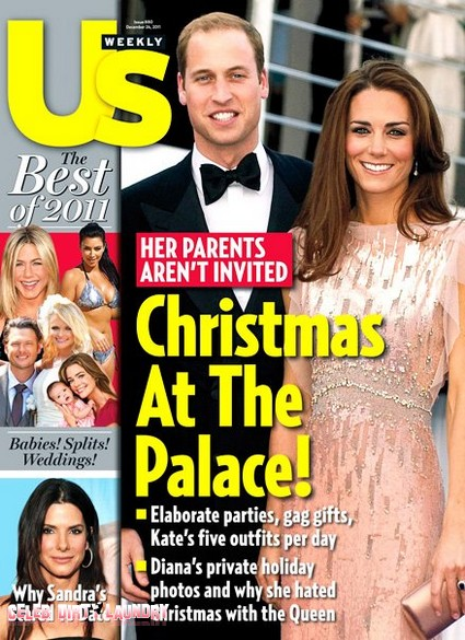 Kate Middleton Does Not Invite Her Parents To Christmas At The Palace (Photo)