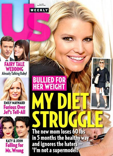 Jessica Simpson Bullied For Her Weight Talks About Her Diet Struggle