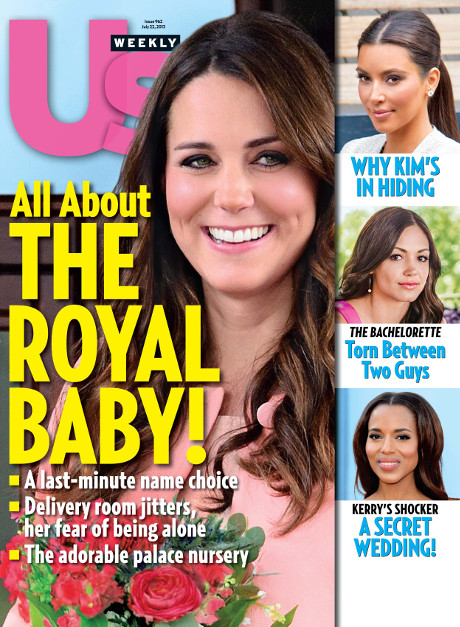 Kate Middleton's Baby On The Way: Royal Pre-Birth Jitters Set In As She Fears Of Being Alone At Hospital! (PHOTO)