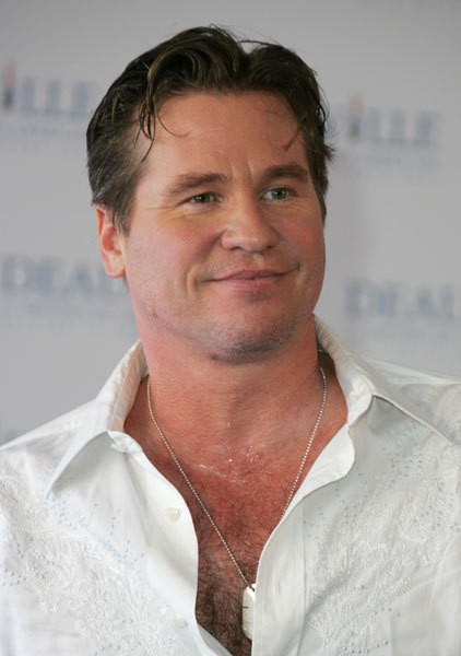 Uncle Sam Has Filed a $500,000 Tax Lien Again Val Kilmer