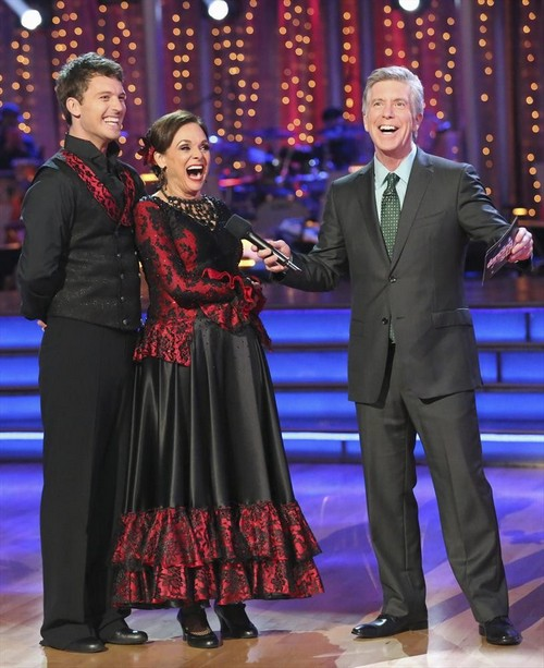 Valerie Harper Dancing With the Stars Cha Cha Cha Video 9/30/13