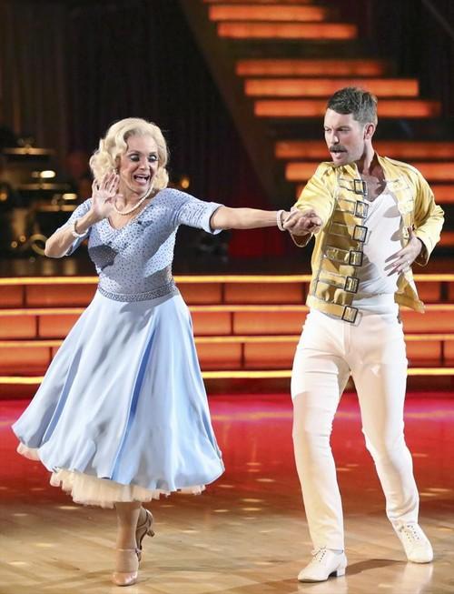 Valerie Harper Dancing With The Stars Viennese Waltz Video