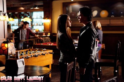 Is Vampire Diaries Elena Ready To Move On With Damon (Photo)