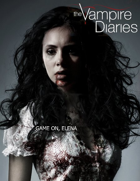 'Vampire Diaries' Season 4 Spoiler: Elena Tries Out Her New Vamp Fangs!