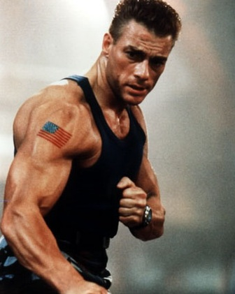 Jean-Claude Van Damme Shows why Steroids are a BAD idea