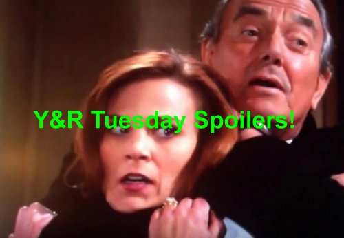 The Young and the Restless (Y&R) Spoilers: Victor Threatens to Kill Phyllis While Ian Watches – Nick and Sage Jealousy Erupts