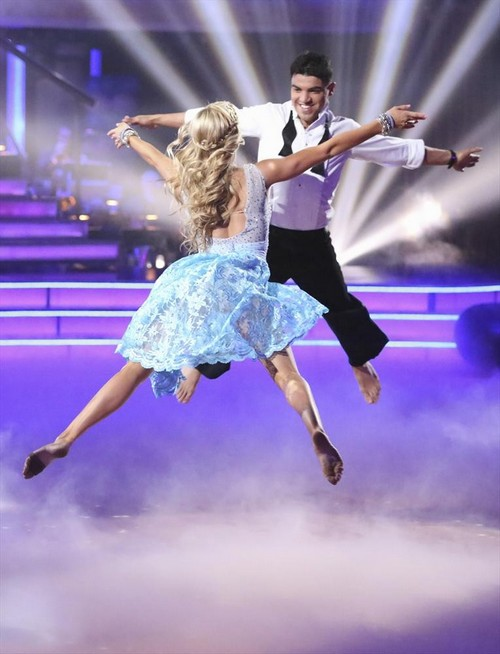 Victor Ortiz Dancing With the Stars Paso Doble Video 4/8/13
