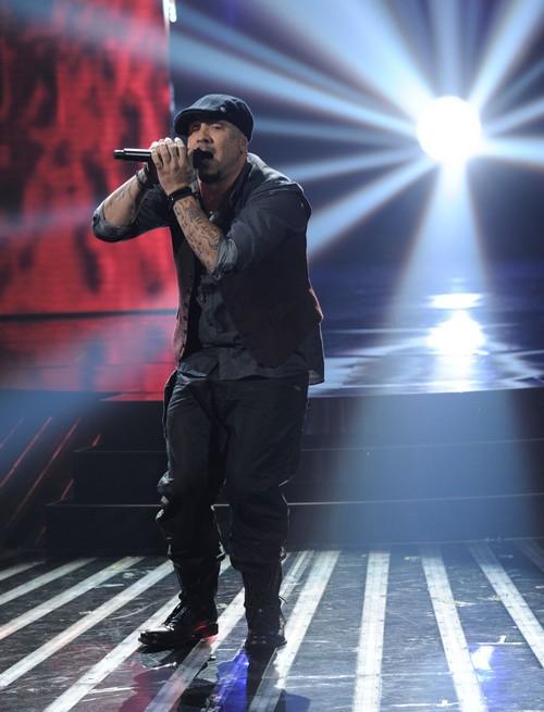 "Vino Alan The X Factor ""God Bless the USA"" Video 11/21/12"