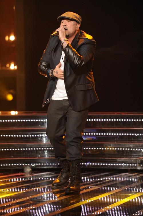 """Vino Alan The X Factor """"Top 8"""" Video 11/28/12"""