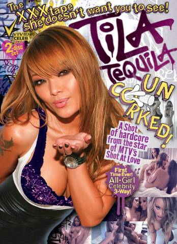 Tila Tequila Uncorked To Be Released By Vivid