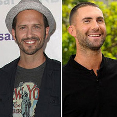 Tony Lucca & Adam Levin The Voice 'Song Name' Performance Video 5/7/12