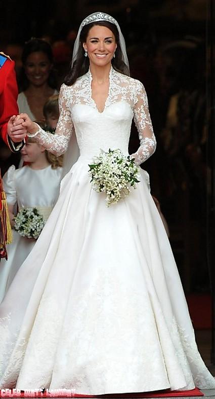 Kate Middleton Personally Thanks Women Who Made Royal Wedding Dress