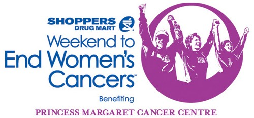 The 2013 Toronto Shoppers Drug Mart Weekend to End Women's Cancers - Make This Weekend Matter