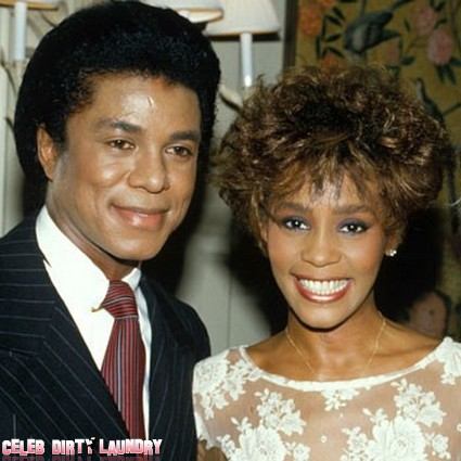 Whitney Houston's Affair To Make Michael Jackson Jealous