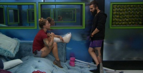Big Brother 19 Spoilers: Week 3 Nomination Ceremony Results - Christmas Breaks Down - Jason Wants To Save Jessica