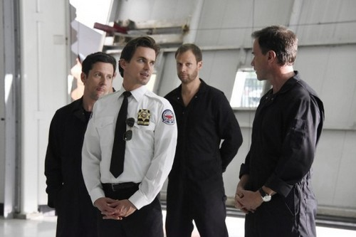 "White Collar Recap Finale - Guess What Happens to Neal: Season 6 Series ""Au Revoir"""