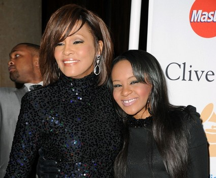 Whitney Houston's Will Leaves Everything To Bobbi Kristina