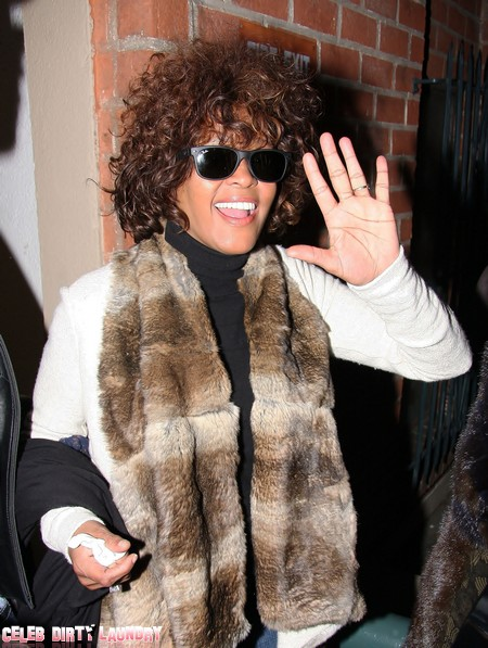 CONFIRMED: Coroner Reveals Whitney Houston Had Cocaine In Her System