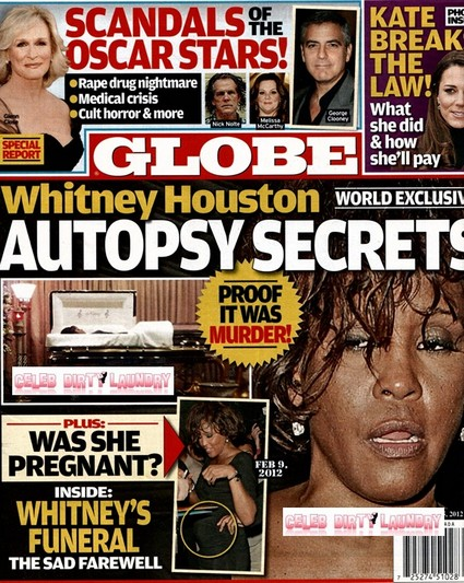 Whitney Houston Autopsy Shocker - Was She Pregnant?