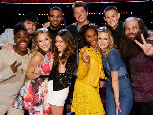 Who Got Voted Off The Voice Tonight 5/3/16?