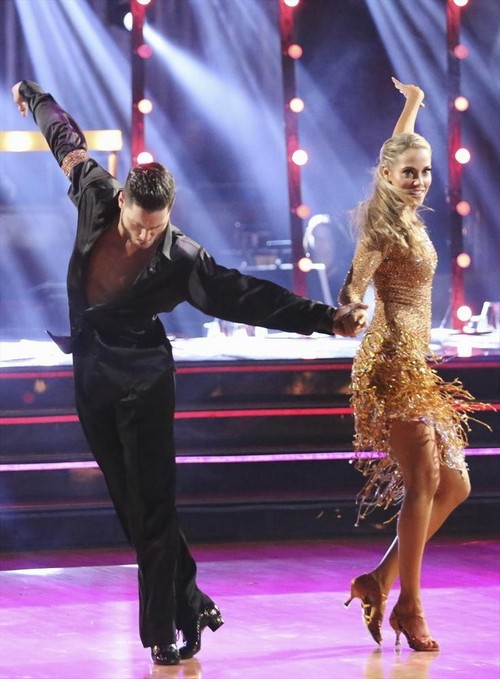 Who Got Voted Off Dancing With The Stars Tonight 10/28/13?