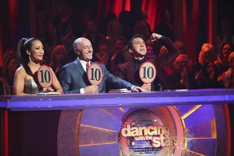 Who Got Voted Off Dancing With The Stars All-Stars Tonight 11/13/12?