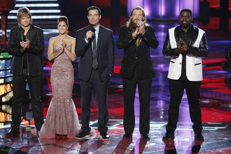 Who Got Voted Off The Voice Tonight 12/11/12?