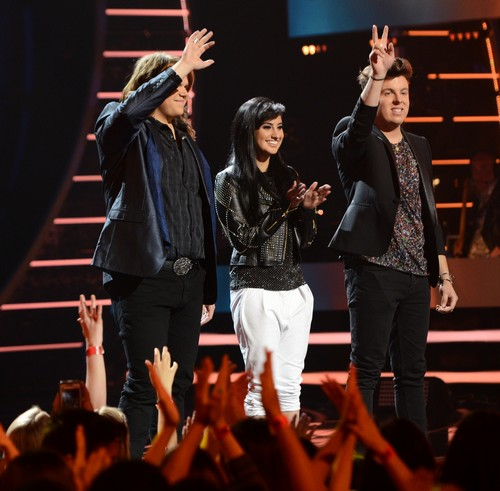 Who Got Voted Off American Idol? Top 2 Finalists Revealed #IdolTop2