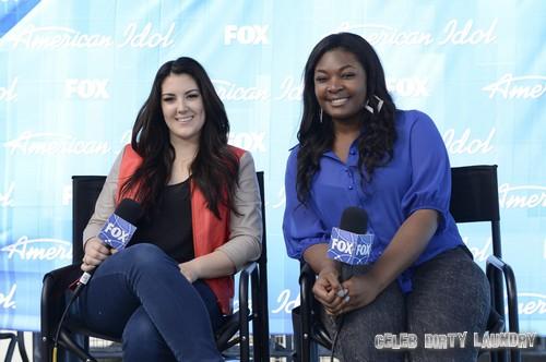 Who Will Win American Idol 2013 - Candice Glover Or Kree Harrison? (POLL)