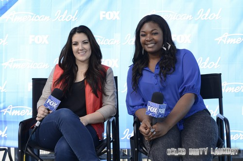 Who Will Win American Idol 2013 - Candice Glover Or Kree Harrison? (POLL)