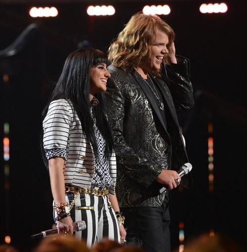 Who Won American Idol 2014 Season 13 Finale: Caleb Johnson Winner - Jenna Irene Runner-Up!