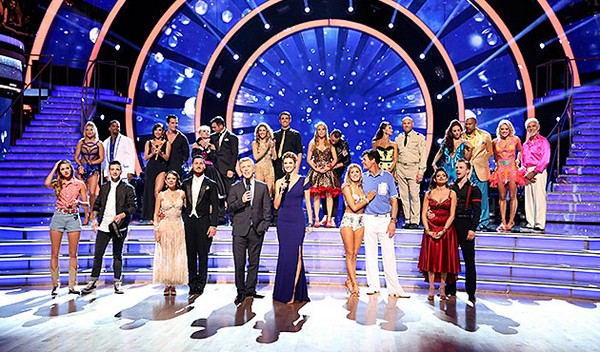 Who Got Voted Off Dancing With The Stars Tonight - Tavis Smiley & Sharna Burgess ELIMINATED & GOING HOME Week 2