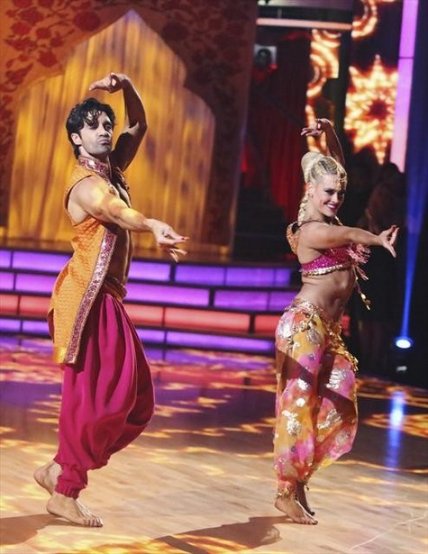 Who Got Voted Off Dancing With The Stars All-Stars Tonight 10/16/12?