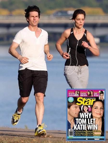 Revealed: Why Tom Cruise Let Katie Holmes Win!
