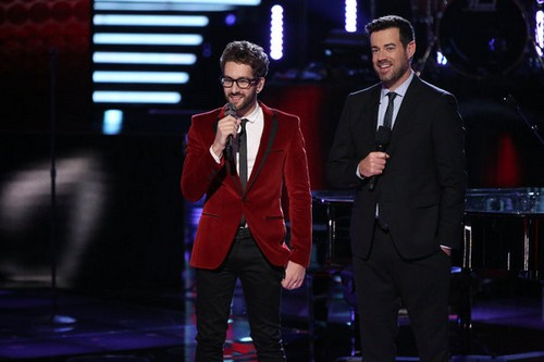 """Will Champlin The Voice Top 8 """"At Last"""" Video 11/25/13 #TheVoice"""