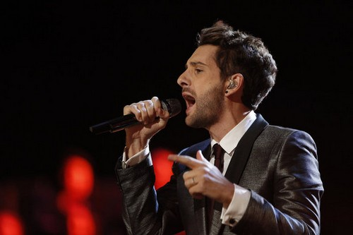 """Will Champlin The Voice Top 3 """"Not Over You"""" Video 12/16/13 #TheVoice"""