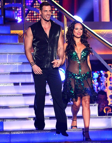 William Levy Dancing With The Stars Cha Cha Cha Performance Video 5/21/12