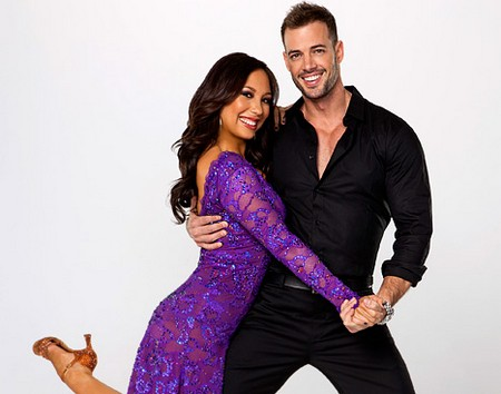 William Levy Dancing With The Stars Jive Performance Video 4/9/12 (Video)