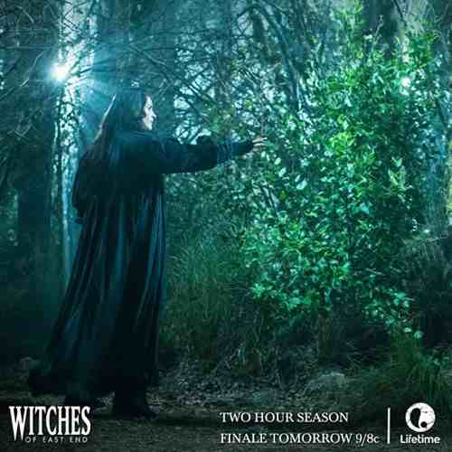 "Witches of East End Recap 10/5/14: Season 2 Finale ""Box to the Future; For Whom the Spell Trolls"""