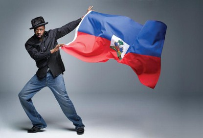 "Wyclef Jean Goes To Haiti To Vote - Calls Election ""Fraud"""