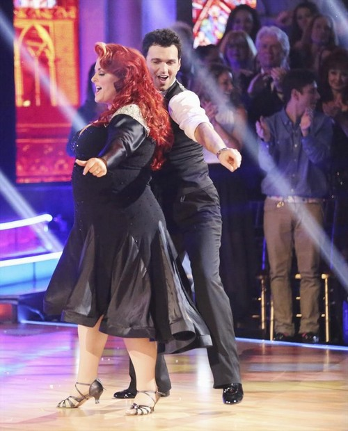 Wynonna Judd Dancing With the Stars Quickstep Video 3/25/13