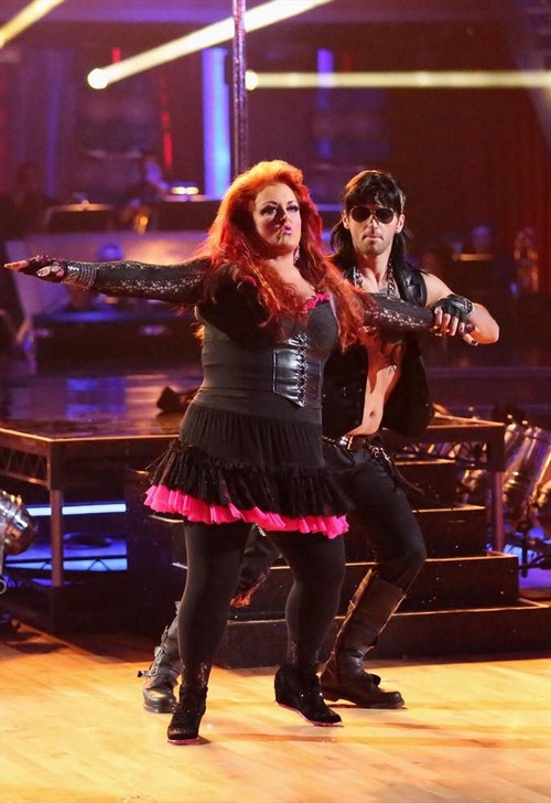 Wynonna Judd Eliminated From Dancing With The Stars 2013 Season 16