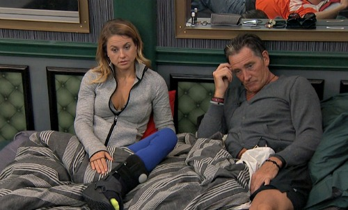 Big Brother 19 Spoilers: Jason Wants To Punch Raven In The Face - Christmas Ready to Save Mark