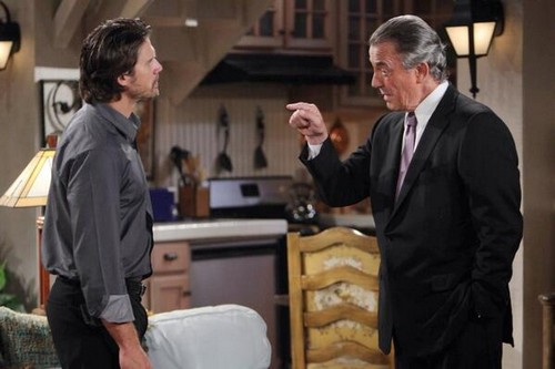 The Young and the Restless Spoilers: Nick Disowns Victor For Hiring Fake Ghost Cassie To Drive Sharon Mad