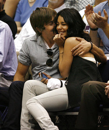 Are Zac Efron and Vanessa Hudgens Back Together?